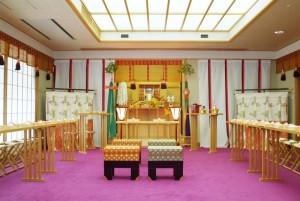 三朝館神殿